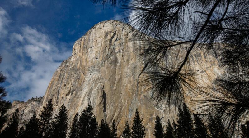 Free solo su El Capitan a 360°