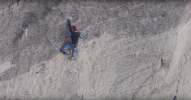 Adam Ondra video uncut di Just Do It