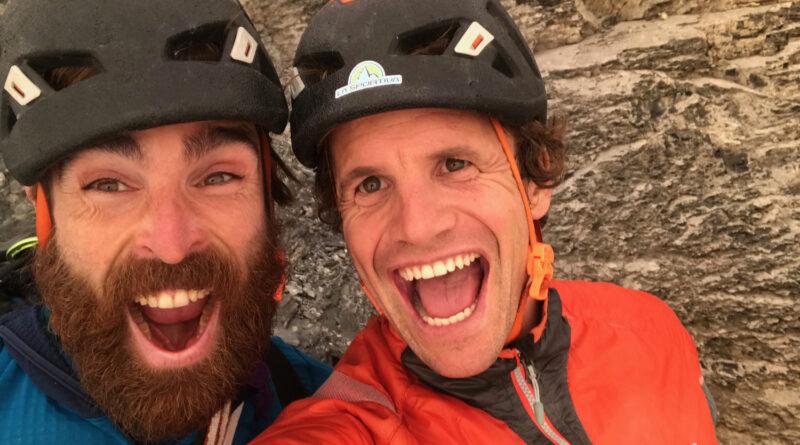 Roger Schaeli e Sean Villanueva O'Driscoll