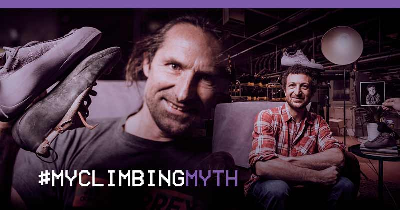 #MyClimbingMyth