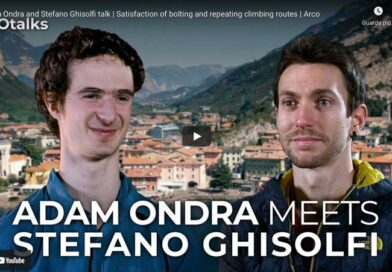 Adam Ondra e Stefano Ghisolfi, il talk su YouTube