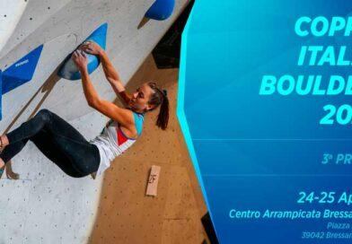Coppa Italia Boulder - Centro arrampicata Bressanone