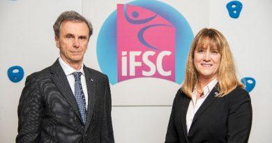 Marco Scolaris e l'IFSC a Tokyo