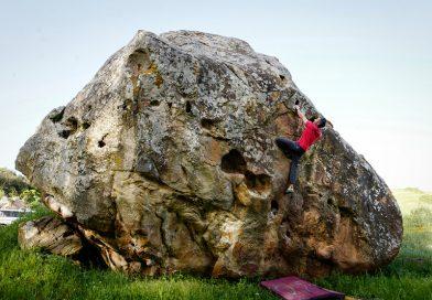 Bouldering Bosco Scorace