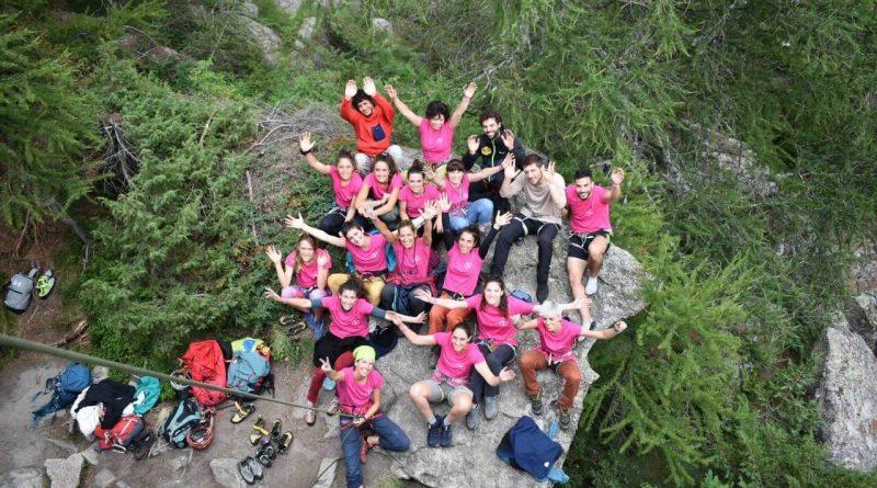 Alpiniste Bollenti